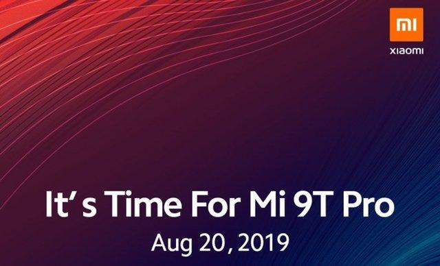 Офіційно: Xiaomi оголосила дату анонсу топового смартфона Mi 9T Pro - фото 347590