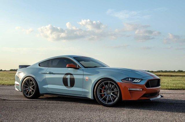 Представлено лімітовану серію Ford Mustang: 800 'конячок' під капотом - фото 347609