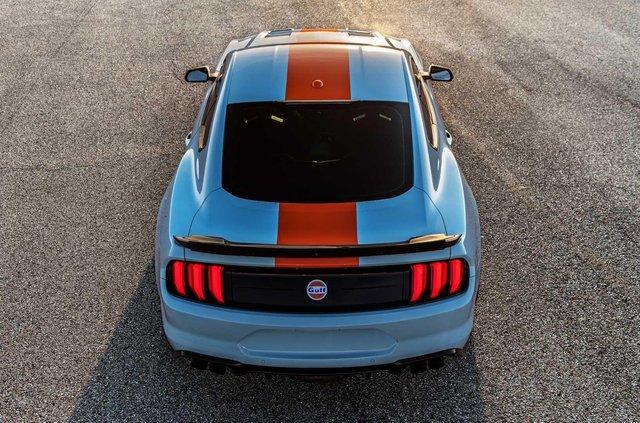 Представлено лімітовану серію Ford Mustang: 800 'конячок' під капотом - фото 347610