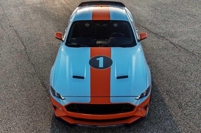 Представлено лімітовану серію Ford Mustang: 800 'конячок' під капотом - фото 347612