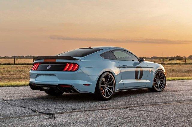 Представлено лімітовану серію Ford Mustang: 800 'конячок' під капотом - фото 347613