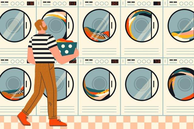Майже 200 років тому видали патент на пральну машину - фото 347690