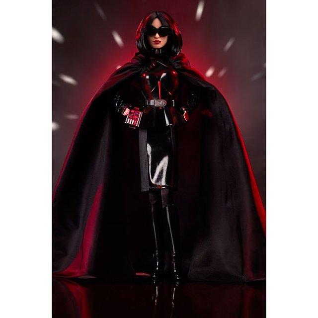 Зоряні війни для дівчаток: з'явились незвичайні ляльки Барбі - фото 347726