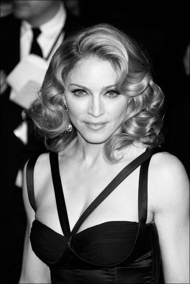 Мадонна, співачка  - фото 347880