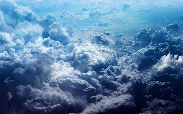 Густі хмари  - фото 347883