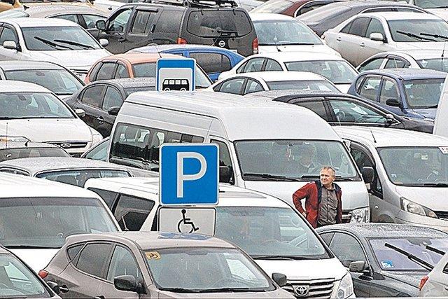 Навчися паркуватися - фото 347997