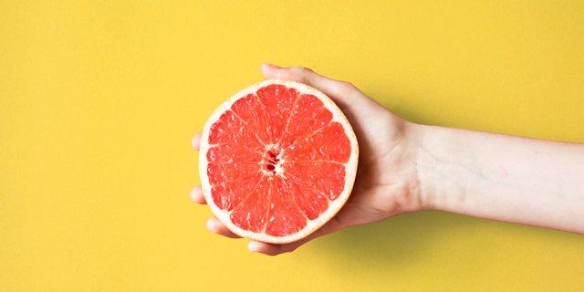 Аромат грейпфруту підвищить тонус - фото 348099