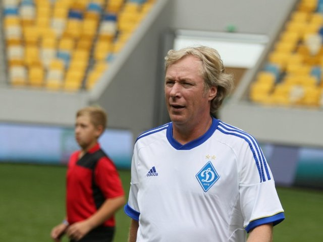 Михайличенко став новим тренером Динамо - фото 348271