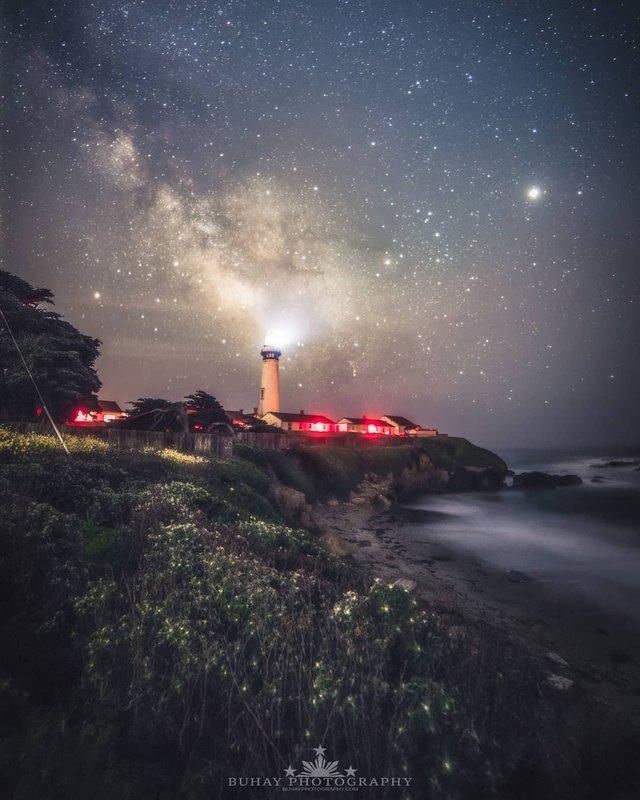 Космос поряд: вражаючі фото нічного неба з Землі - фото 348281