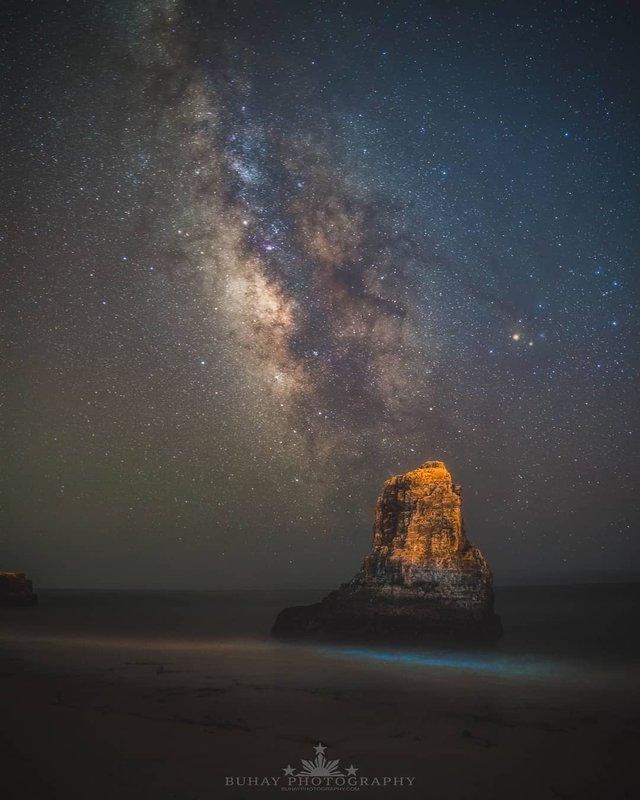 Космос поряд: вражаючі фото нічного неба з Землі - фото 348282