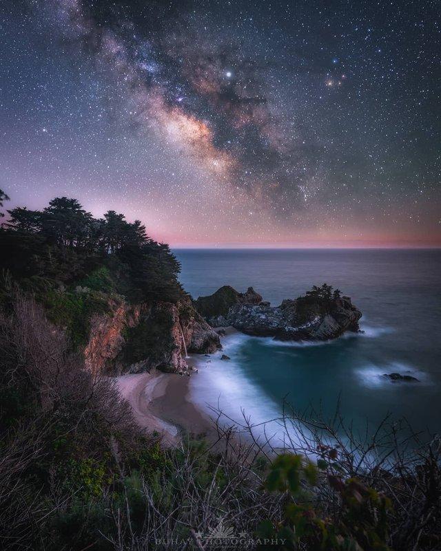 Космос поряд: вражаючі фото нічного неба з Землі - фото 348283