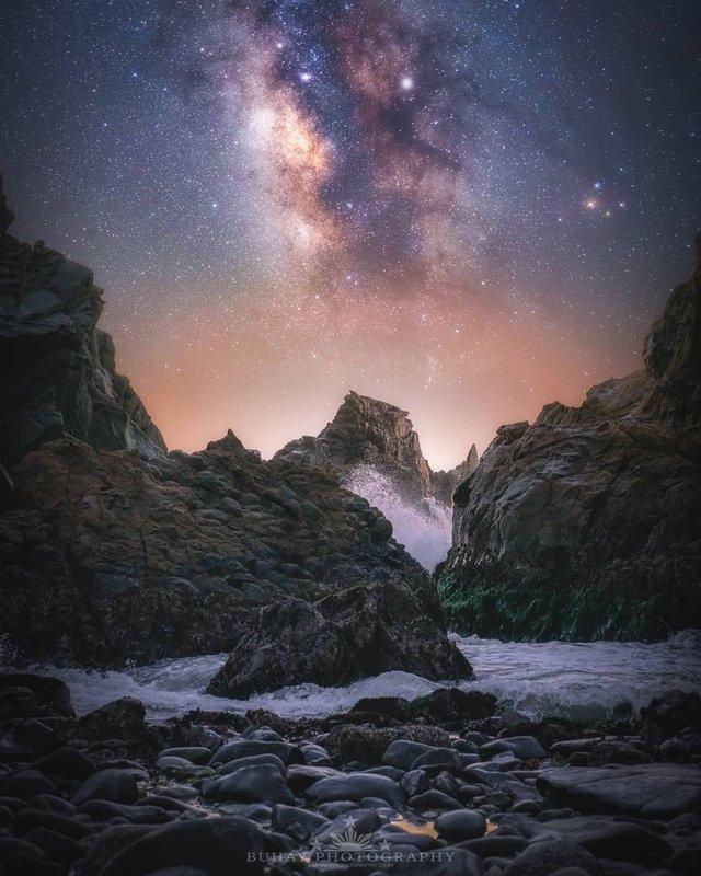 Космос поряд: вражаючі фото нічного неба з Землі - фото 348285