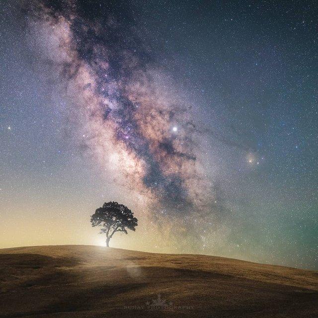 Космос поряд: вражаючі фото нічного неба з Землі - фото 348286