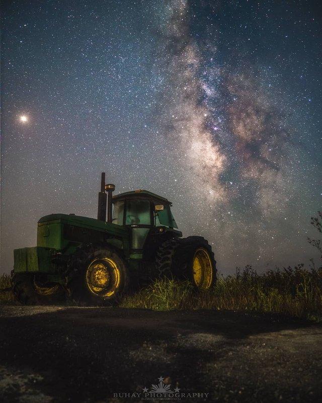 Космос поряд: вражаючі фото нічного неба з Землі - фото 348287