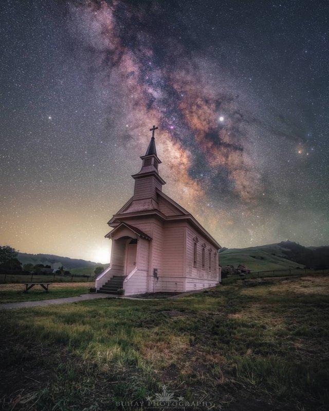 Космос поряд: вражаючі фото нічного неба з Землі - фото 348289