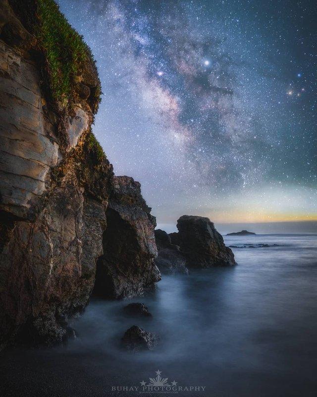 Космос поряд: вражаючі фото нічного неба з Землі - фото 348291