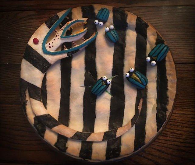 Десерти від цього майстра можуть не на жарт налякати - фото 348305