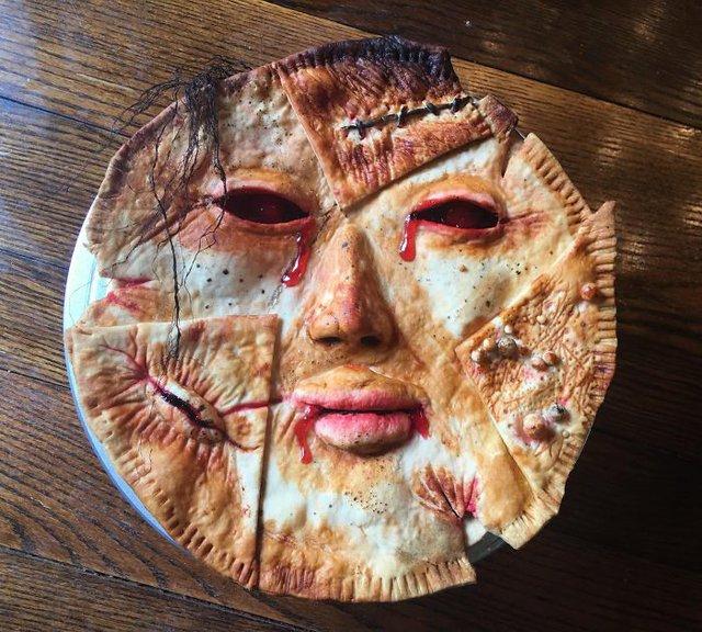 Десерти від цього майстра можуть не на жарт налякати - фото 348312