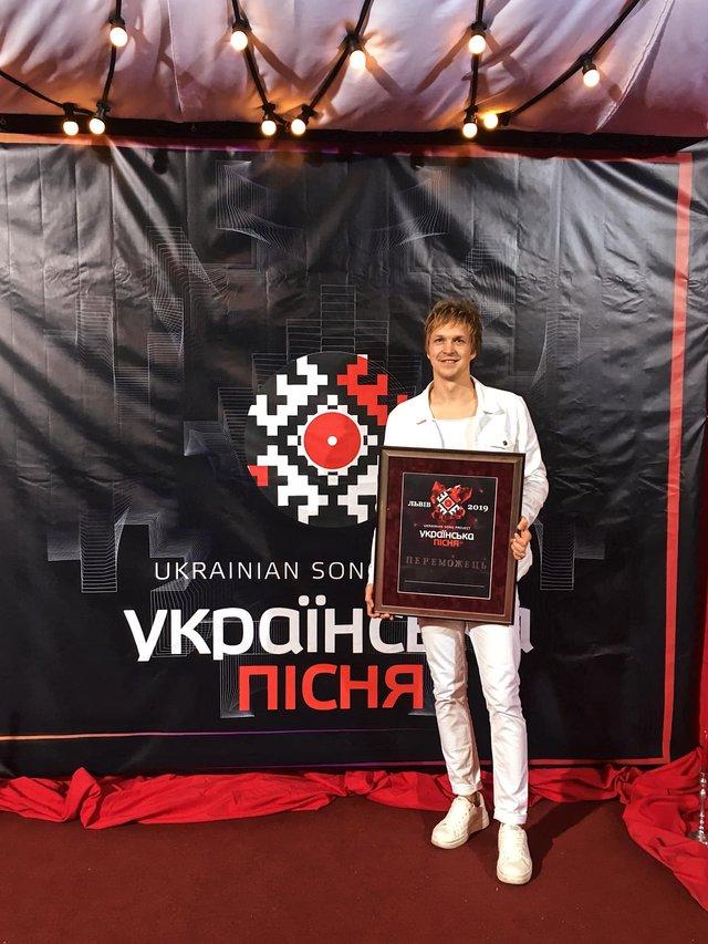Ігор Грохоцький – переможець Ukrainian Song Project 2019 - фото 348400