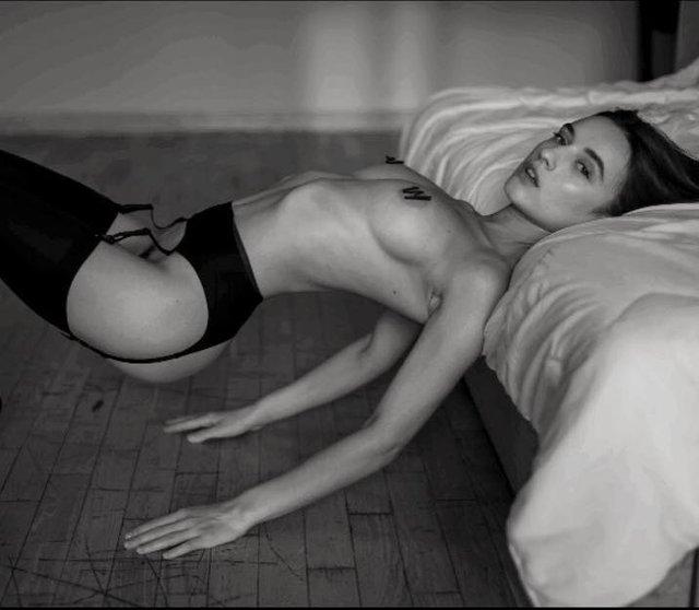 Дівчина тижня: гаряча українська зірка Playboy та фільмів для дорослих Глорія Сол (18+) - фото 348471