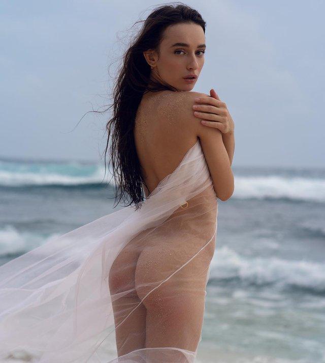 Дівчина тижня: гаряча українська зірка Playboy та фільмів для дорослих Глорія Сол (18+) - фото 348479