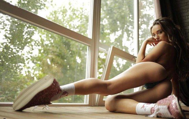 Дівчина тижня: гаряча українська зірка Playboy та фільмів для дорослих Глорія Сол (18+) - фото 348486