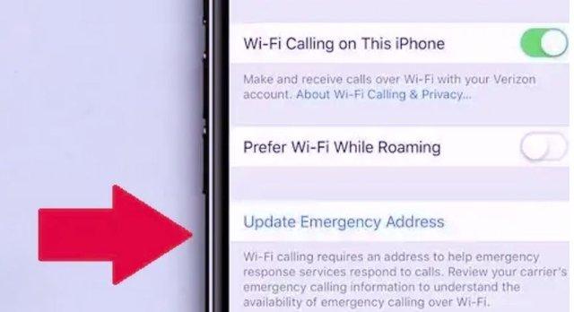 Wi-Fi дзвінок в iPhone - фото 348518