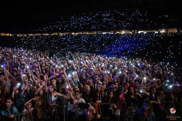 На Арені Львів зібралось близько 20 тисяч глядачів - фото 348656