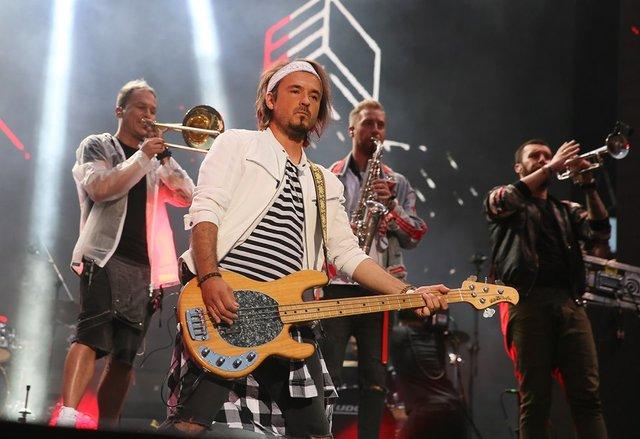 Польський рок-гурт Enej - фото 348686