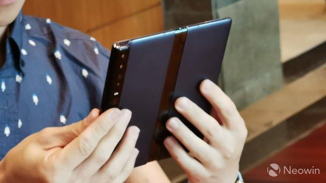 Huawei Mate X вийде з новим процесором і поліпшеною камерою - фото 348692