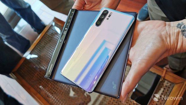 Huawei Mate X вийде з новим процесором і поліпшеною камерою - фото 348694