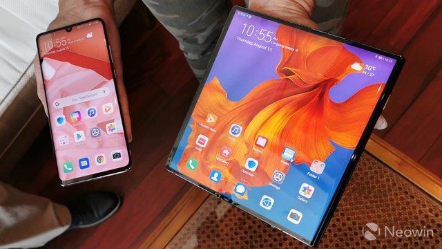 Huawei Mate X вийде з новим процесором і поліпшеною камерою - фото 348696