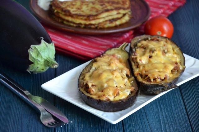 Страви з баклажанів: дуже смачні рецепти з фото - фото 348999