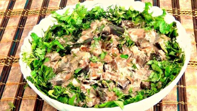 Страви з баклажанів: дуже смачні рецепти з фото - фото 349009