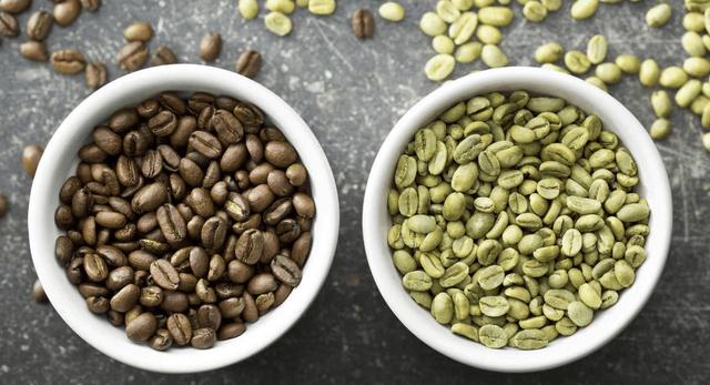 Зелена кава може містити токсини - фото 349148