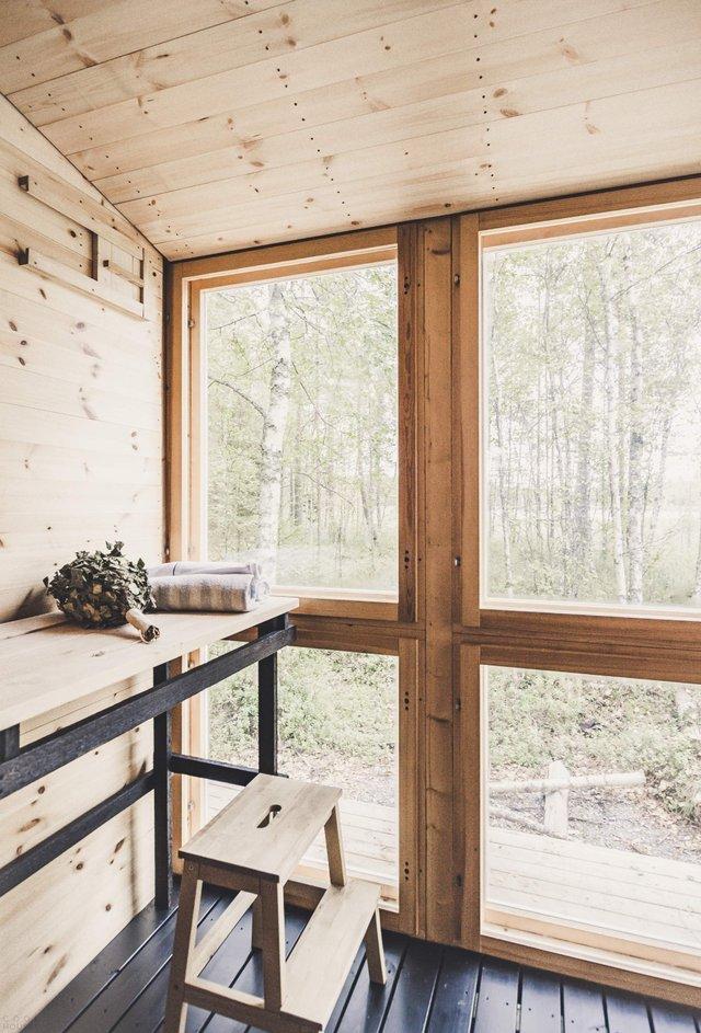 Фінські студенти власноруч створили ідеальний дім у лісі: вражаючі фото - фото 349182