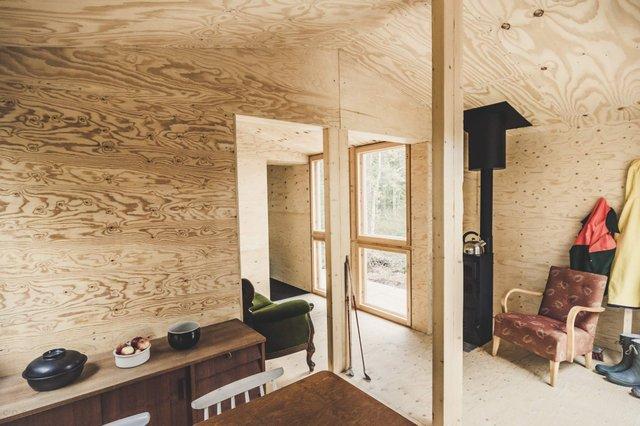 Фінські студенти власноруч створили ідеальний дім у лісі: вражаючі фото - фото 349185