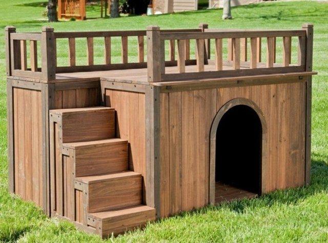 Ці будки для собак виглядають краще, ніж ваш дім - фото 349264