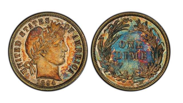 Монету продали за 1,32 мільйона доларів США - фото 349341