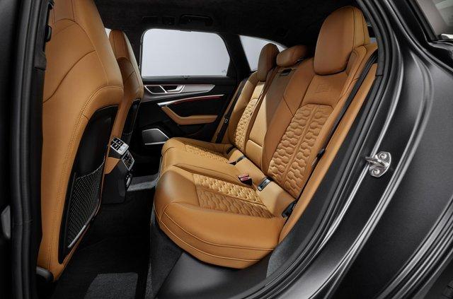 Audi показала новий 600-сильний універсал - фото 349364