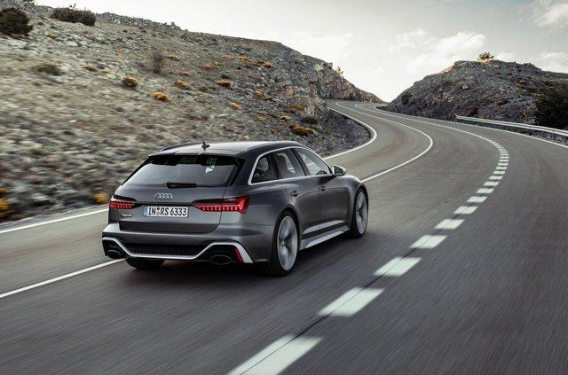 Audi показала новий 600-сильний універсал - фото 349371