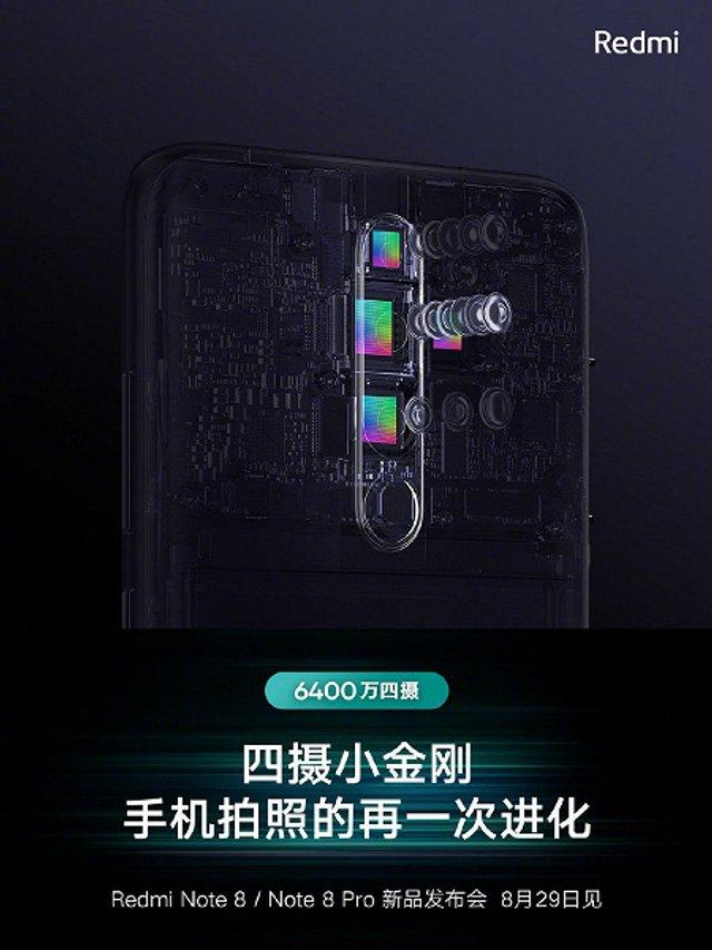 У мережі з'явилися нові рекламні ролики Redmi Note 8: чим ще вразить смартфон - фото 349482