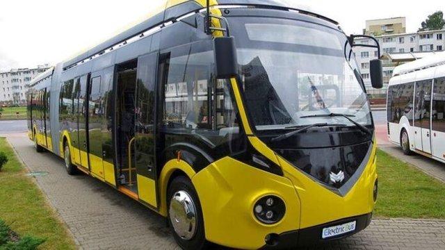 В Україні на вулиці запускають електробуси - фото 349536