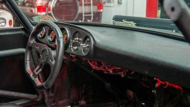 Porsche 911 перетворили в унікальний позашляховий баггі - фото 349655