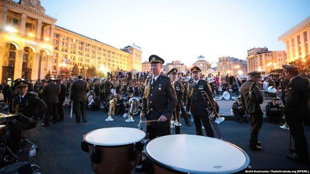 Хода Гідності на День Незалежності 2019: розклад урочистостей в Києві - фото 349758