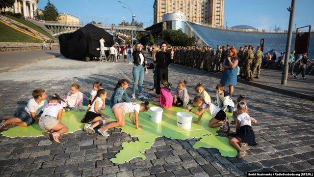Хода Гідності на День Незалежності 2019: розклад урочистостей в Києві - фото 349768