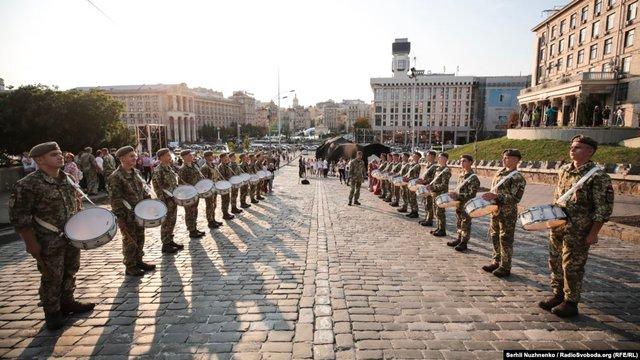 Хода Гідності на День Незалежності 2019: розклад урочистостей в Києві - фото 349769