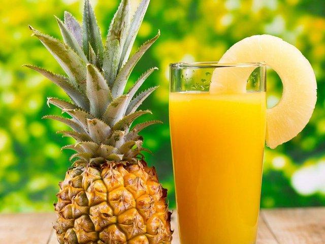 Користь ананасового соку  - фото 349823