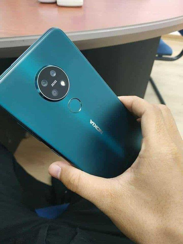 Nokia 7.2 з потрійною камерою показали на якісних фото - фото 349877