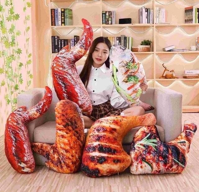 Смачних снів: ці подушки хочеться з'їсти - фото 349968